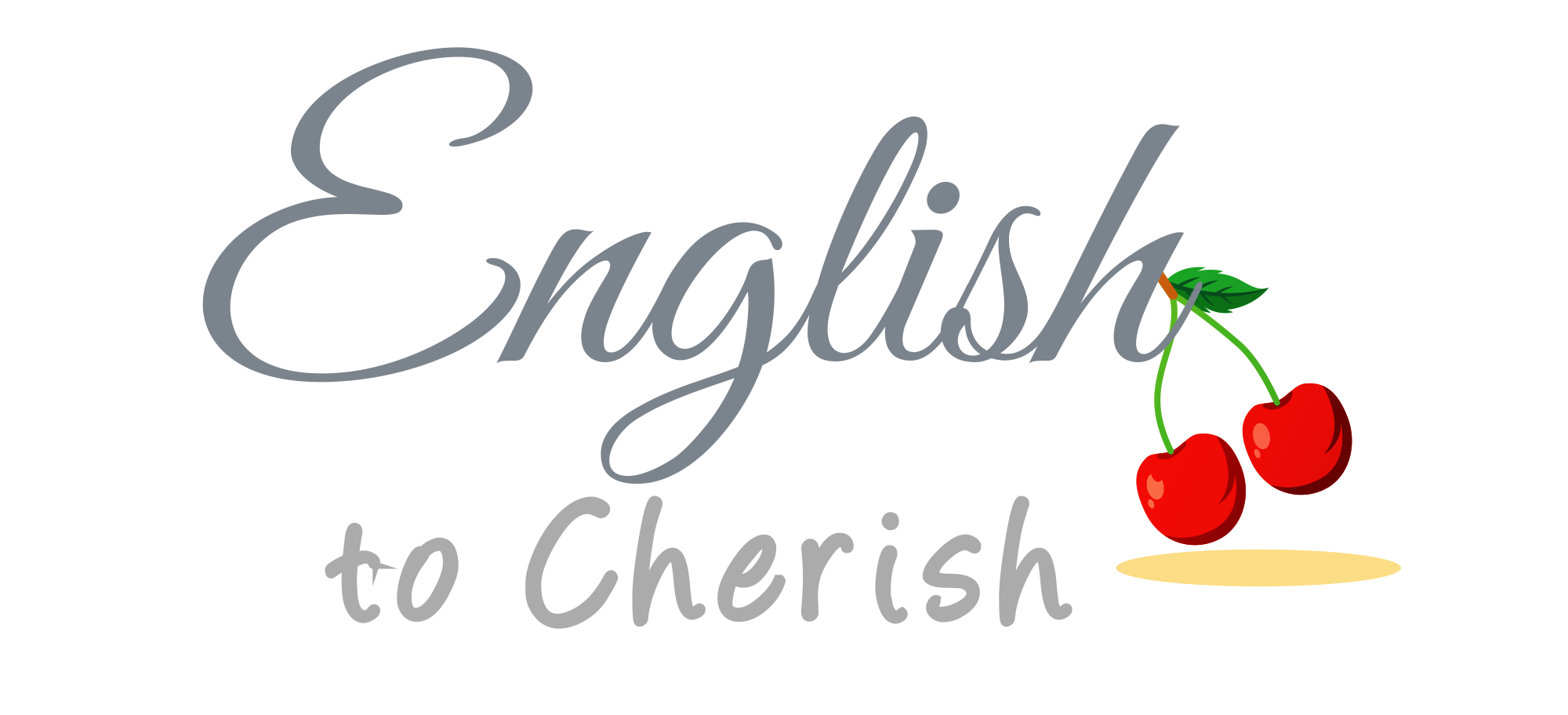 English to Cherish Logo